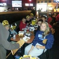Photo taken at Buffalo Wild Wings by Jay S. on 10/10/2012