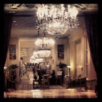 Photo taken at The Mayflower Hotel, Autograph Collection by Dashiell B. on 12/7/2012