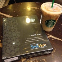 Photo taken at Starbucks Coffee by Elly on 12/9/2012