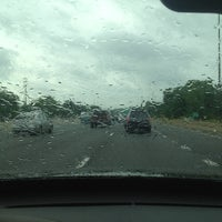 Photo taken at I-270 Exit 4A/B (Montrose Road) by Keith E. on 5/23/2013