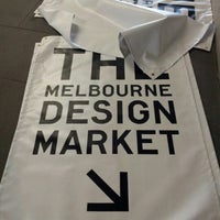 Photo taken at Melbourne Design Market by Charmian N. on 12/1/2012