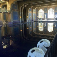 Photo taken at Hearst Castle Roman Pool by ChrisAnthony on 6/25/2015