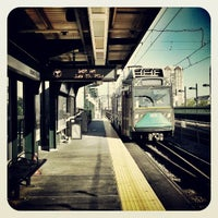 Photo taken at MBTA Science Park / West End Station by Ball on 7/27/2013