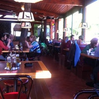 Photo taken at Rocky Mountain - American Casual Steak House by Raluca M. on 9/23/2012