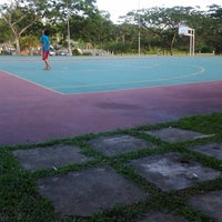 Photo taken at K9 Basketball Court by Benny B. on 11/20/2012
