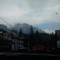 Photo taken at Bușteni by Julia G. on 5/4/2013