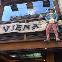 Photo taken at Viena by Assumpta on 6/15/2013