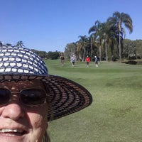 Photo taken at Palm Meadows Golf Course by Sue T. on 8/1/2015