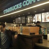 Photo taken at Starbucks by Nicolas V. on 10/1/2012