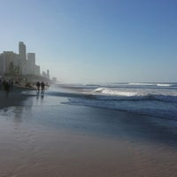 Photo taken at Surfers Paradise by Maximilian Lapin on 6/4/2013