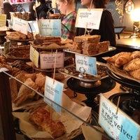 Photo taken at Olive et Gourmando by Karen H. on 2/16/2013