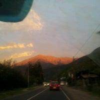 Photo taken at Cumbre Cuesta La Dormida by Eliana C. on 9/19/2012