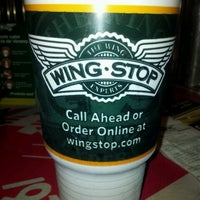 Photo taken at Wingstop by GAbo H. on 9/4/2011