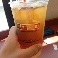 Photo taken at Dunkin' Donuts by Chris D. on 5/25/2012