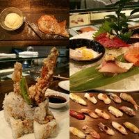 Photo taken at Yashin Sushi by Kukkii K. on 8/17/2016