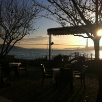 Photo taken at Sumahan On The Water Hotel Istanbul by Ece on 3/10/2013