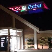 Photo taken at Tesco by Lucas R. on 11/25/2013