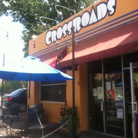 Photo taken at Crossroads Coffee & Ice Cream by Blair on 6/17/2013