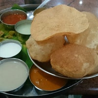 Photo taken at Janatha Deluxe by Nikhil P. on 4/20/2014