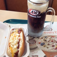 Photo taken at A & W by Bill D. on 3/20/2014