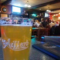 Photo taken at R.P. Adler's Pub & Grill by Terry K. on 12/18/2014