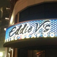 Photo taken at Eddie V's Prime Seafood by Bryce on 1/12/2013