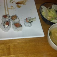 Photo taken at Aki Japanese Cuisine by Dale H. on 8/22/2013