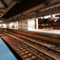 Photo taken at CTA - Howard by Tom M. on 11/29/2012