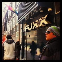 Photo taken at Fuxxx by Anton G. on 4/29/2013