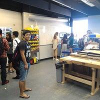 Photo taken at Engineering Library, Mudd Hall by Masakazu T. on 9/18/2015