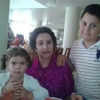 Photo taken at Restaurante La Huerta by Hanna R. on 4/15/2013
