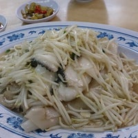 Photo taken at 香港街珍达记 (XO Crab Bee Hoon) by Desmond H. on 6/29/2014
