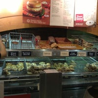 Photo taken at Bruegger's by Roni H. on 12/26/2012