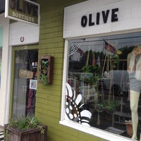 Photo taken at Olive Boutique by カナエ ハ. on 7/17/2014