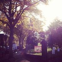 Photo taken at Meersbrook Park by Joe on 10/20/2012