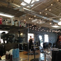 Photo taken at Grow Salon by William H. on 11/30/2012