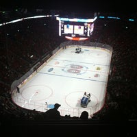 Photo taken at Bell Centre by Alexis on 2/16/2013
