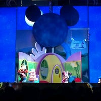Photo taken at Disney Junior Live on Stage! by Maricar C. on 5/2/2013