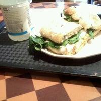 Photo taken at Starbucks Coffee by Maria O. on 1/30/2013
