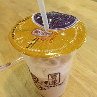 Photo taken at Gong Cha 贡茶 by Bella M. on 7/1/2013