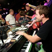 Photo taken at Howl at the Moon by Naptown . on 1/30/2013