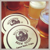 Photo taken at Bill's Tavern Brew House by LeRae H. on 7/9/2013