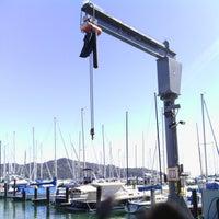"Photo taken at San Francisco Yacht Club by Eric ""@erich13 | @coach4sm"" H. on 10/28/2014"