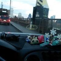 "Photo taken at I Street Bridge by Eric ""@erich13 | @coach4sm"" H. on 1/9/2015"