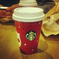 Photo taken at Starbucks by Isaac on 12/16/2012