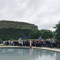 Photo taken at Scottish Parliament by Ramina Z. on 6/28/2016