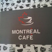 Photo taken at Montreal Cafe by mOntyno C. on 4/18/2013