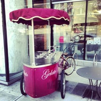 Photo taken at Bella Gelateria by Ando on 3/31/2013