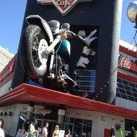 Photo taken at Harley-Davidson Cafe by Laurel D. on 3/21/2013