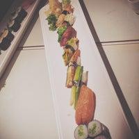 Photo taken at Sushi Masu by arne m. on 7/25/2013